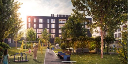 Oma Ehitaja will start building new apartment buildings for Pro Kapital Group
