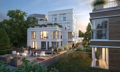 Началось строительство квартирных домов Kesknõmme Kodu
