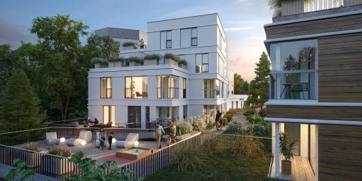 Construction of Kesknõmme Kodu apartment buildings has started