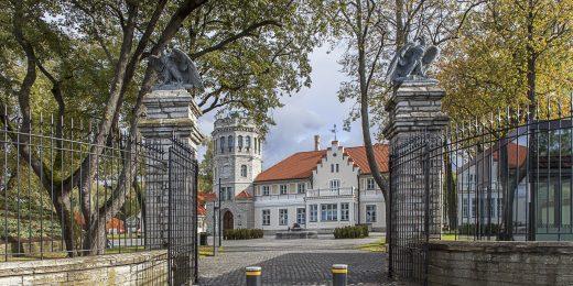 Renoveeritud Maarjamäe loss on külastajatele avatud