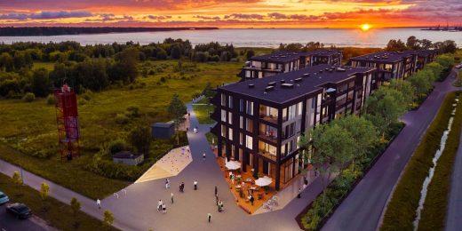 Oma Ehitaja will start building Uus Meremaa apartment buildings