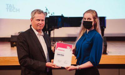 Oma Ehitaja supports TalTech students