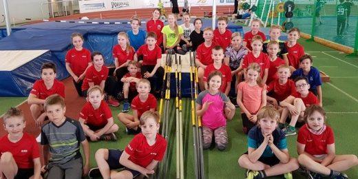 Oma Ehitaja toetab Erki Noole Kergejõustikukooli spordilapsi ja noorsportlasi