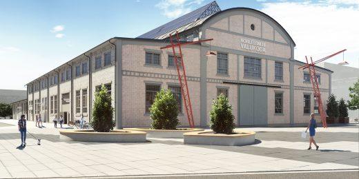 Oma Ehitaja restaureerib Noblessneri ajaloolise laevaehitustsehhi ja valukoja hooned
