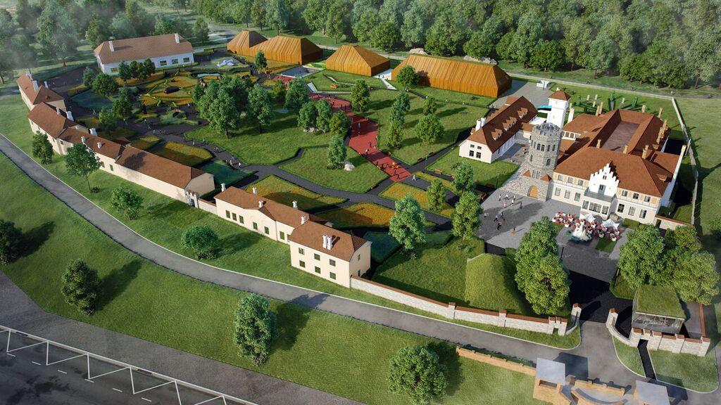 Oma Ehitaja renoveerib EV 100ndaks sünnipäevaks Eesti Ajaloomuuseumi Maarjamäe kompleksi