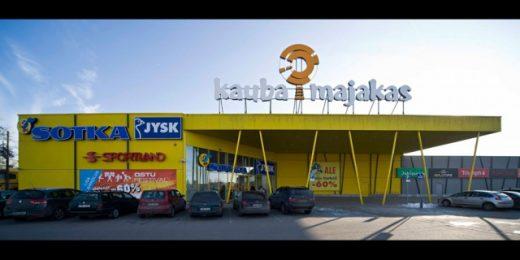 Pärnu Kaubamajakas laieneb taas