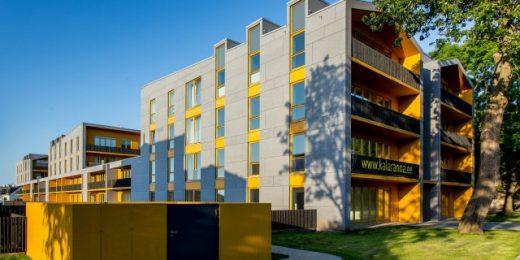Oma Ehitaja alustab äripindadega korterelamute ehitusega Kalamajas