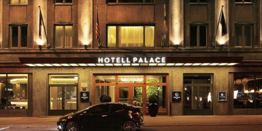 Renoveeritud Hotell Palace avas külastajatele uksed