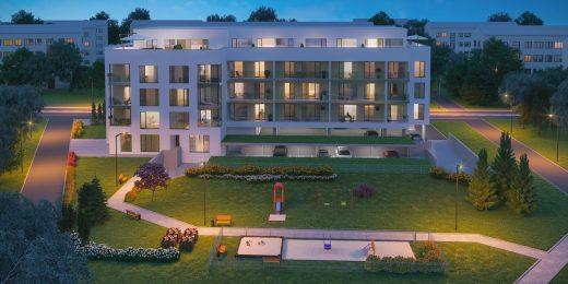 Oma Ehitaja alustas Randla 6 kortermaja ehitusega ja korterite müügiga