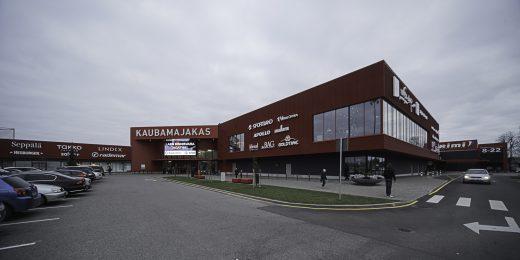 Pärnu suurim kaubanduskeskus, Kaubamajakas, avas oma teise laienduse