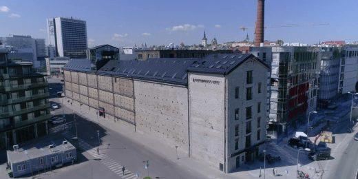 Oma Ehitajat tunnustati Rotermanni elevaatorihoone rekonstrueerimise eest